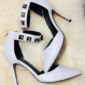ALDO Women stiletto white 7